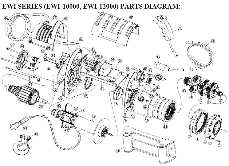 warn 12000 winch wiring diagram  warn  get free image about wiring diagram